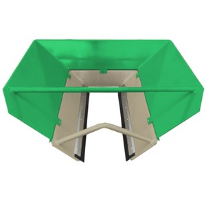 Conveyor Material Hopper